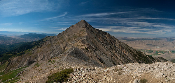 Mt. Nebo, Utah - August 2009