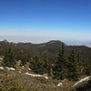 View of Round Valley from the San Jacinto trail.