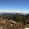 Panorama of Wellman's Divide