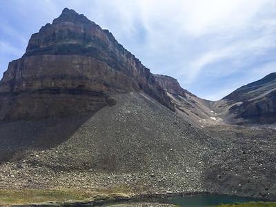 Mt. Timpanogas (3rd attempt)- August 29, 2015