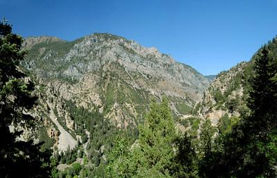 Mt. Timpanogos Caves, Utah- August 2006