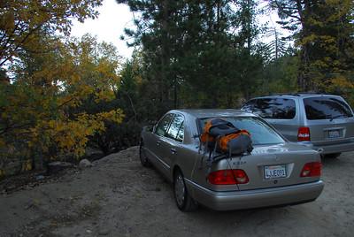 San Bernardino Peak- October 2007