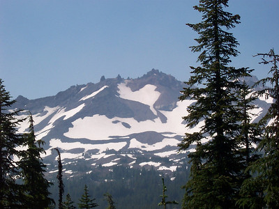 Diamond Peak Wilderness Mosquito Fiasco 2003