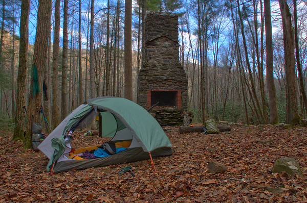 Great Smoky Mountains National Park 11/2014