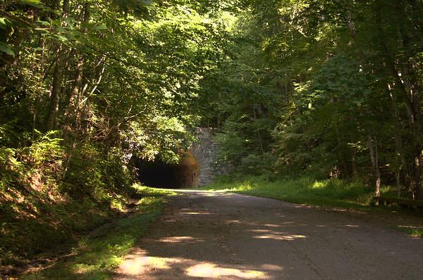 White Oak Ridge to Forney Creek 8/27/16