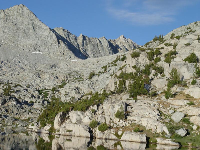 Looking towards Dead Mule Pass