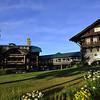 Glacier Park Lodge in East Glacier