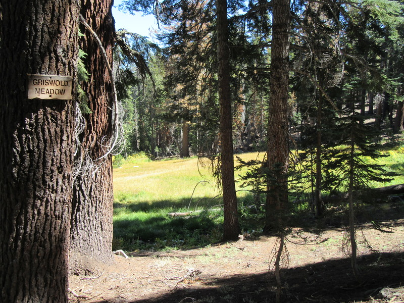 ... including Griswold Meadow.