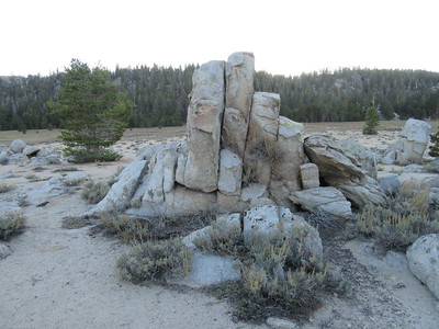 ... interesting rock structures that appear stable and ...