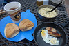 ...my breakfast..