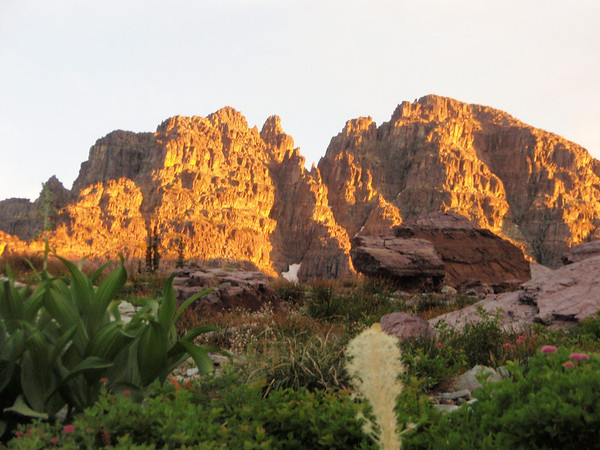 Grey Wolf Peak -2012