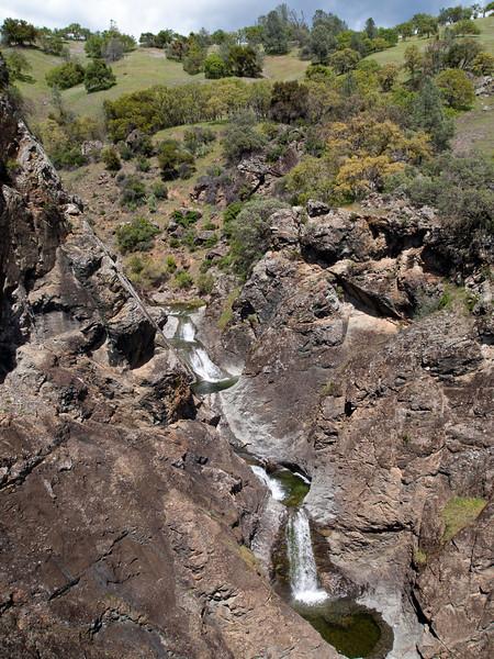 Upper Pacheco Falls