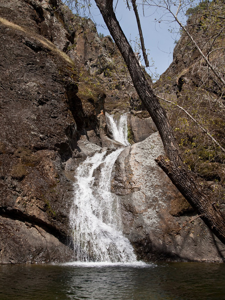 Lower Pacheco Falls
