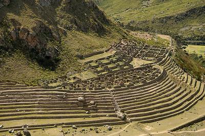 Inca Trail, Peru November 2007
