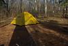 We camped at Mckay Lake.