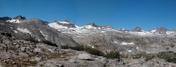 John Muir Trail August 2005