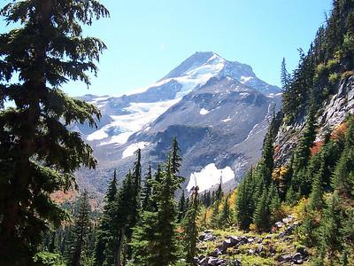 Mt Hood circumnavigation 2003