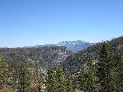... a view farther downstream over the canyon.