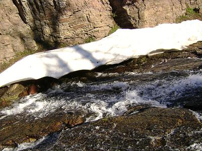 Run-Off waterfalls!