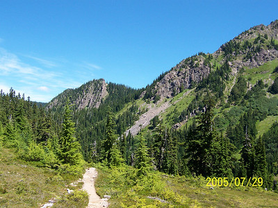 Olympic National Park, WA 2005