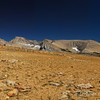 View of Mt. Whitney from the Big Horn Plateau - Wednesday, July 21, 2010