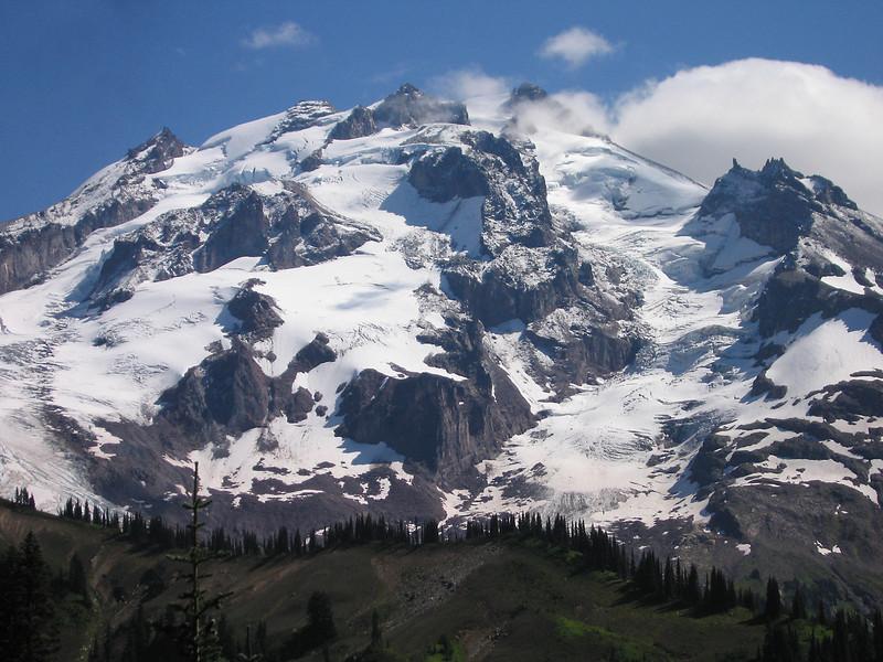 Day 8: Glacier Peak.