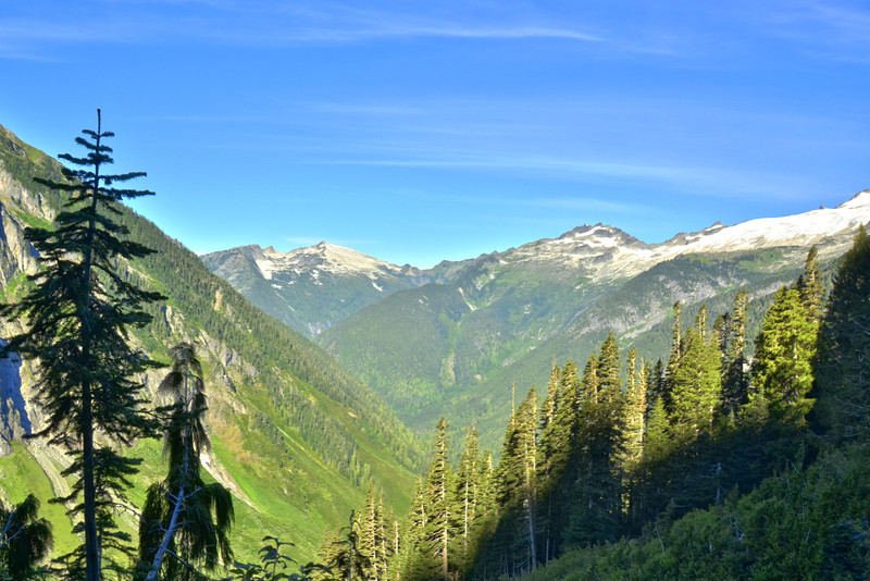 Cascade River Valley