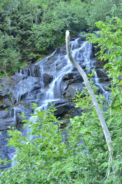 Pretty cascade on Soldier Boy Creek