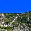 Horseshoe Basin cascades