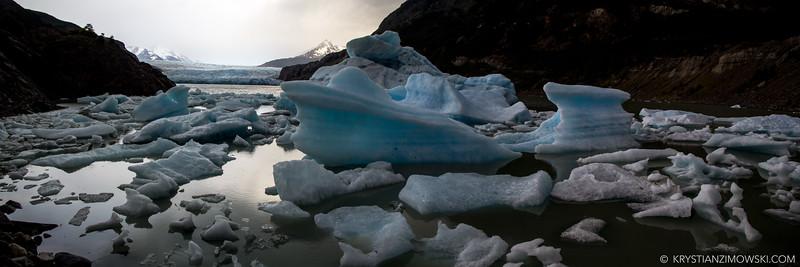Glacier Grey Wreckage