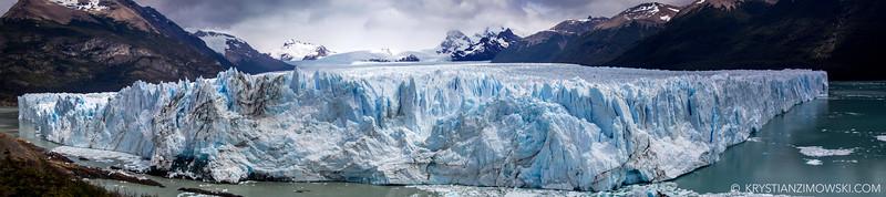 Perito Moreno Grandeur