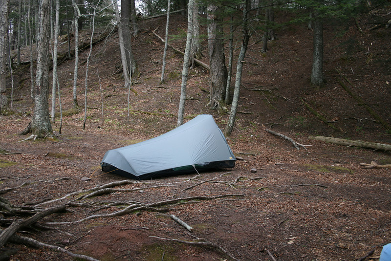 Our new Tarptent (Squall 2).