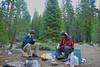 Upper Paradise Valley campsite