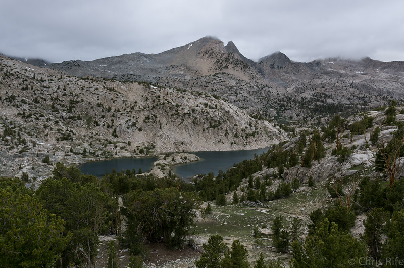 Side trip to 60 Lakes Basin