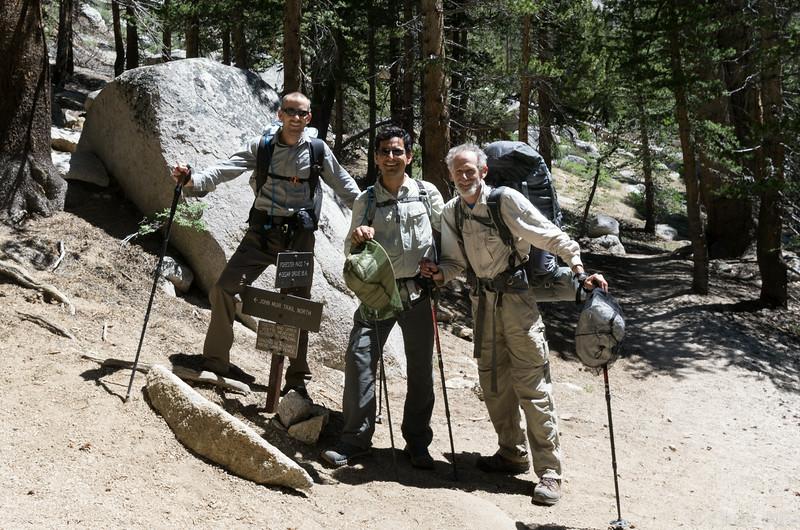 Me, Omi, and Nick