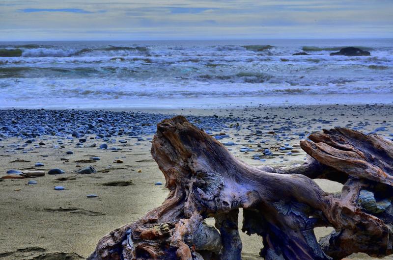 At Endert's beach