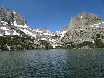 ... Fifth Lake (10,787') and ...
