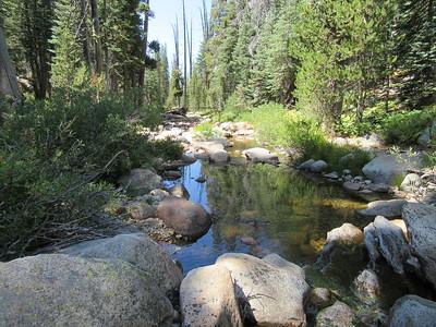 Horse Creek.
