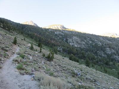 ... I kept climbing.