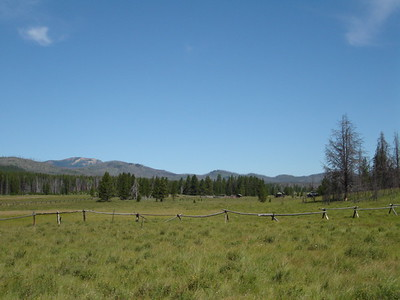 Gates Park Ranger Cabin.