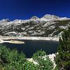 South Lake (looks like it is 50-100 ft. below normal capacity!)
