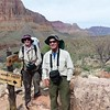 Grand Canyon East Tonto BP-   Day 7 - Hiking out to Hermits Rest