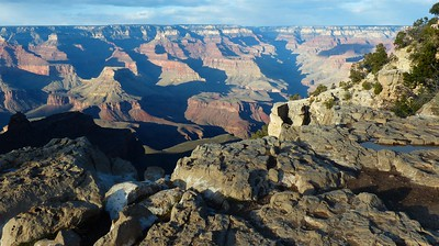 Grand Canyon South Rim.