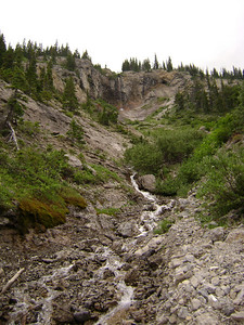 Along the Badger Pass Trail