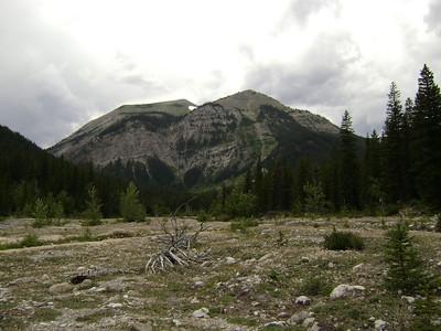 Along the North Birch Creek Trail
