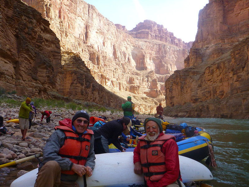 The best part was day 3 when we had a nice relaxing ride down the river rather than having to spend all day bushwhacking 8 miles through brush and boulders.