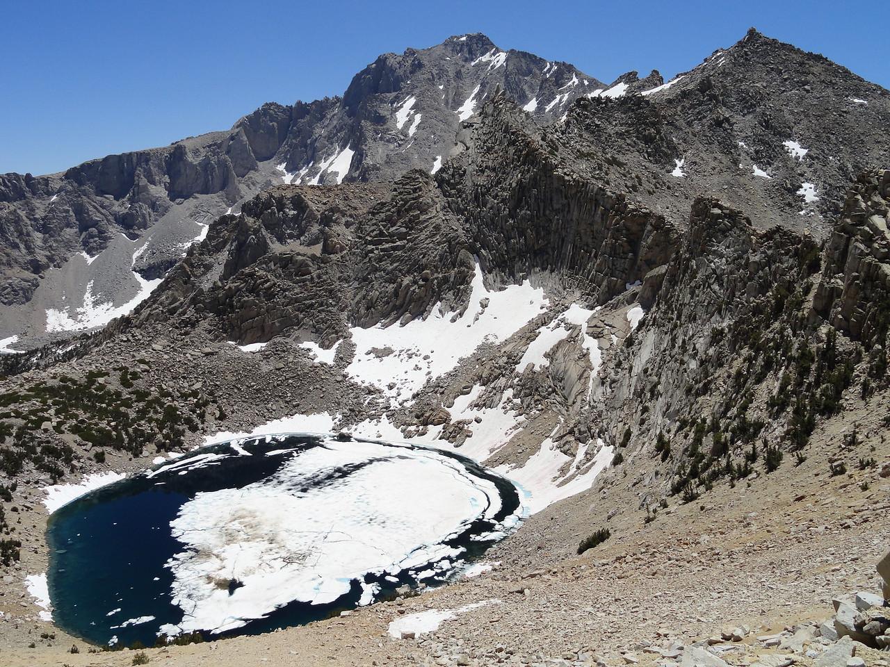 Big Pothole Lake