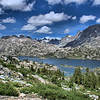 The Wind Rivers<br /> Island Lake and Mnt Fremont
