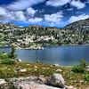 The Wind Rivers<br /> Little Seneca Lake
