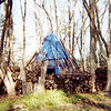 Here is the Tipi during my visit of Trip 19.